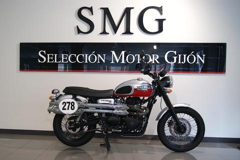 Seleccion Motor Gijon -  TRIUMPH SCRAMBLER 900  - SMG - Selección Motor Gijón