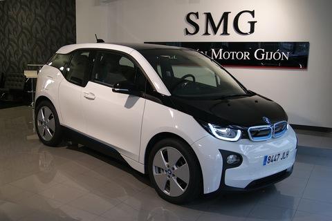 Seleccion Motor Gijon -  BMW i3 100% Eléctrico - SMG - Selección Motor Gijón