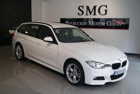 Seleccion Motor Gijon -  BMW 320dA xDrive Touring Paquete deportivo M 2014 - SMG - Selección Motor Gijón